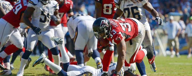 NFL: Atlanta Falcons at San Diego Chargers