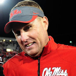 According to Bleacher Report, Hugh Freeze is mulling a lucrative offer from Florida.