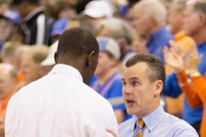 Anthony Grant was instrumental in Billy Donovan's early success at Florida.