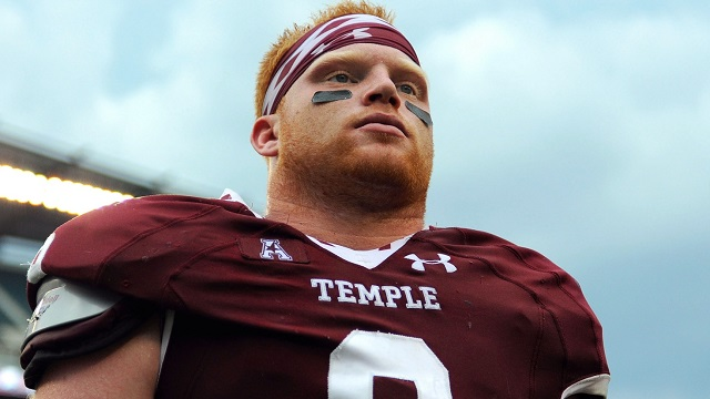 Who has been the nation's best defensive player so far this year. Look no further than Temple LB Tyler Matakevich, who had two interceptions in a 34-26 win at Cincy.