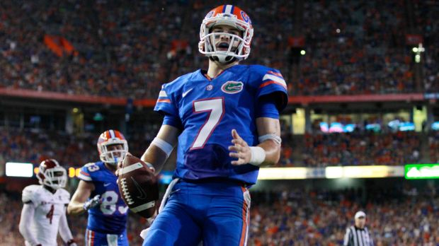 Florida redshirt freshman QB Will Grier will make his first career start Saturday night vs. East Carolina.