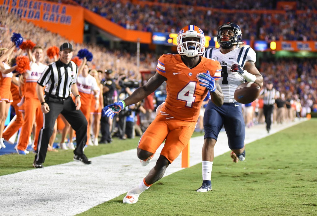 For the first time since stroking Ole Miss on Oct. 3, Brandon Powell and the Gators return to The Swamp today.