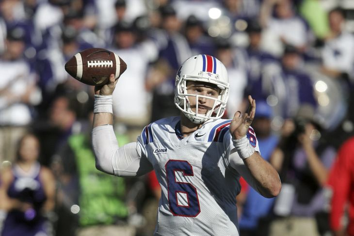 Former Florida QB Jeff Driskel has played outstanding football at his new home in Ruston.