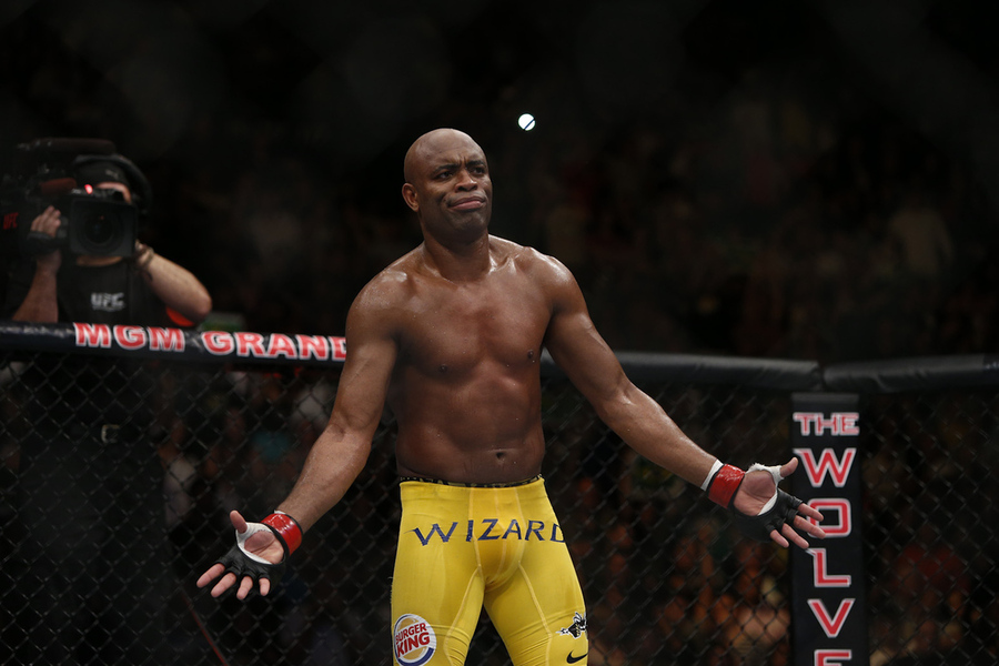 Anderson Silva will make his 20th career walk to the Octagon to face Michael Bisping in the main event at UFC FIght Night 83 in London.