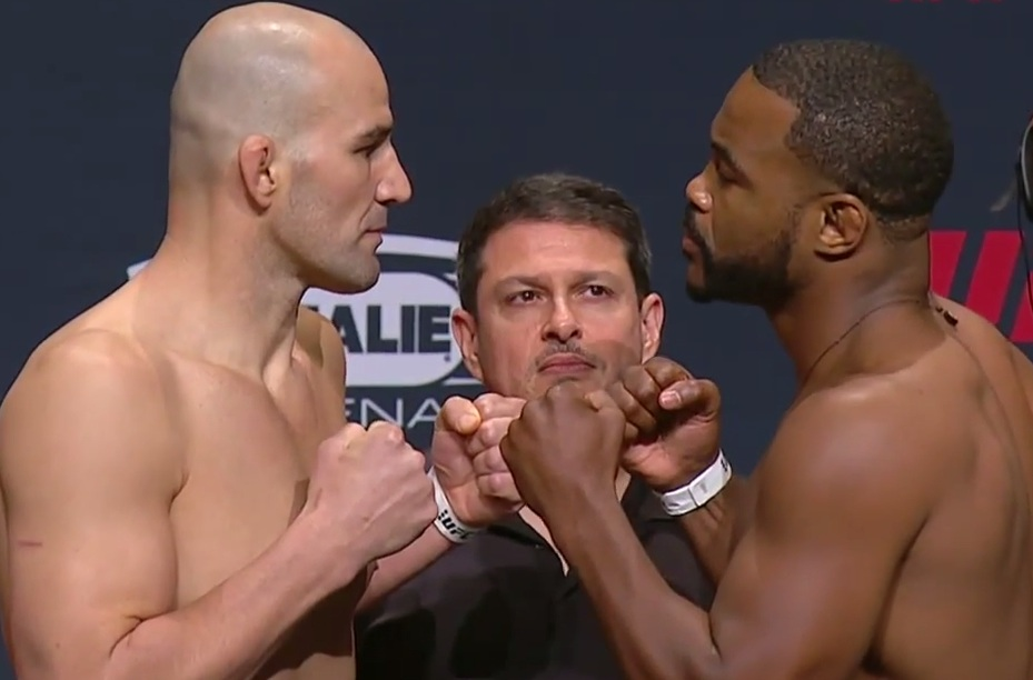 Rashad Evans is a +175 underdog at most spots for tonight's UFC Tampa main-event showdown vs. Glover Teixeira.