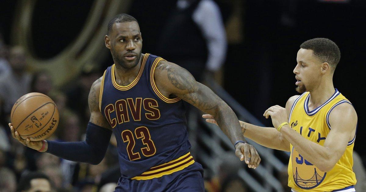 NBA Finals: Golden St. vs Cleveland – Brian Edwards Sports