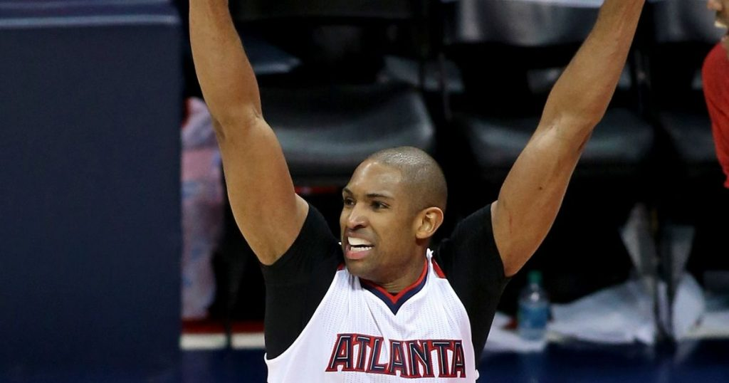 Al Horford led the Atlanta Hawks to nine straight playoff appearances and the franchise's only trip to the Eastern Conference finals.