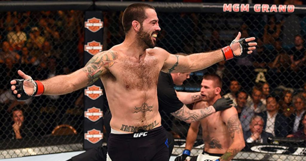 Brian Edwards is bullish on the 'under' for tonight's welterweight showdown between Matt Brown and Jake Ellenberger.