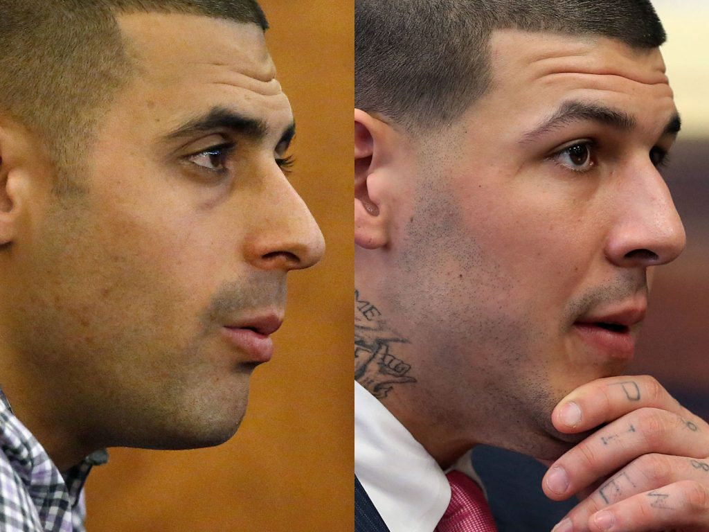 D.J. Hernandez knew finding a full-time coaching job wasn't going to work after his younger brother was Aaron was convicted of murder.