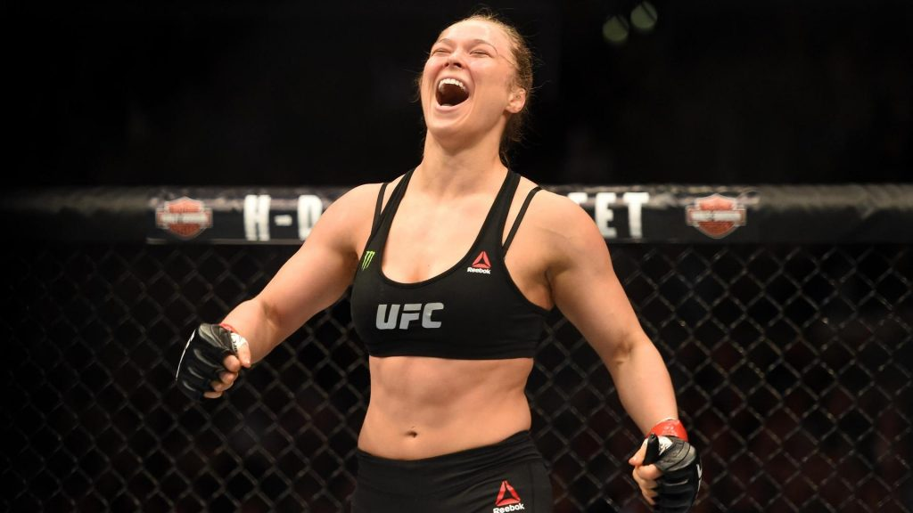 Ronda Rousey opened as a -280 favorite for her Octagon return vs. current champ Amanda Nunes in the UFC 207 headliner.