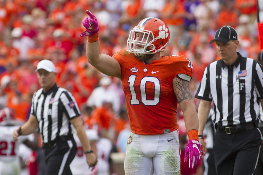 Sportsbook.ag currently has Ben Boulware's Clemson squad listed as a 12-point underdog for a potential rematch against Alabama in this year's CFP.