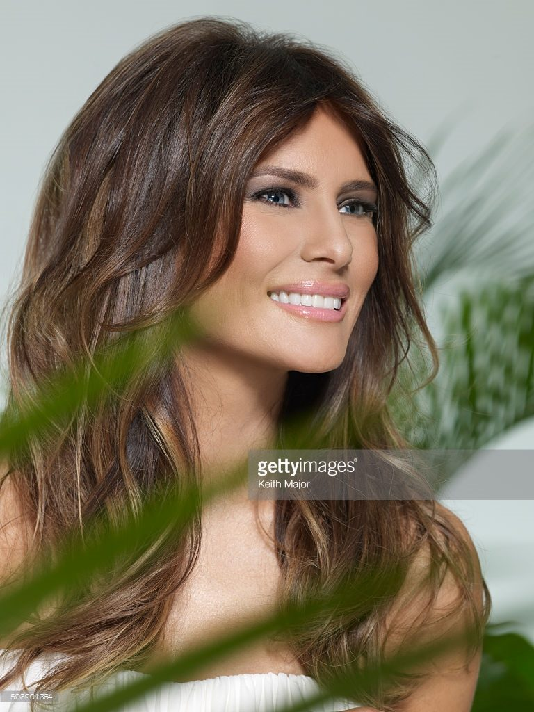 Heat Check: New First Lady Melania Trump – Brian Edwards ...