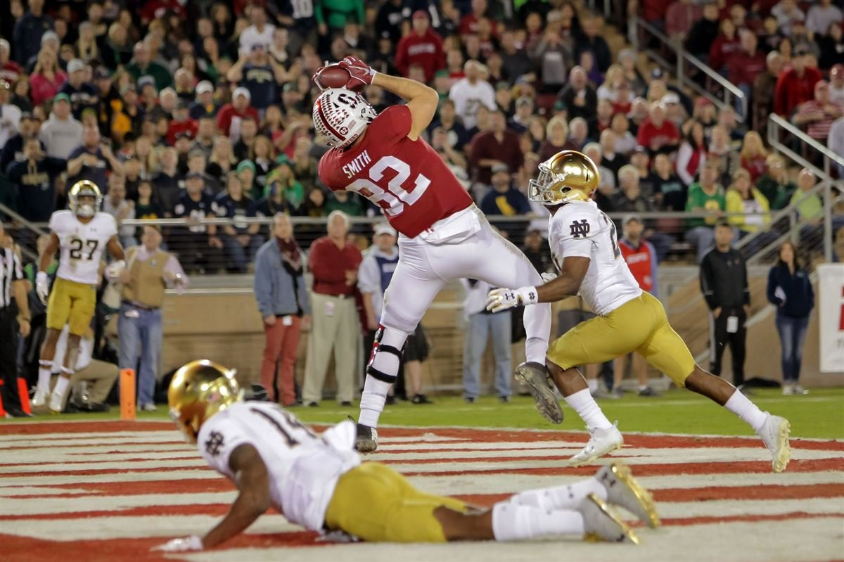 Breaking: Stanford's Kaden Smith entering NFL Draft early – Brian Edwards Sports