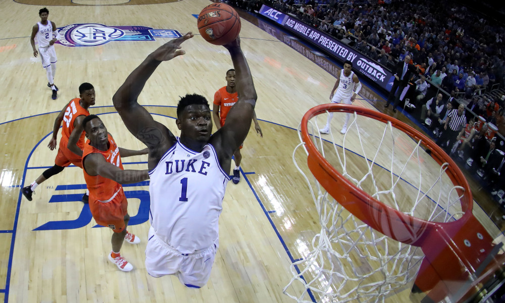 Duke Is +225 'chalk' To Win 2019 NCAA Tournament
